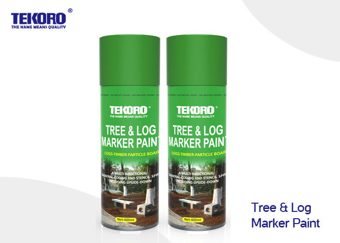 High Opacity Tree & Log Marker Paint For All Natural And Cut Timber Applications